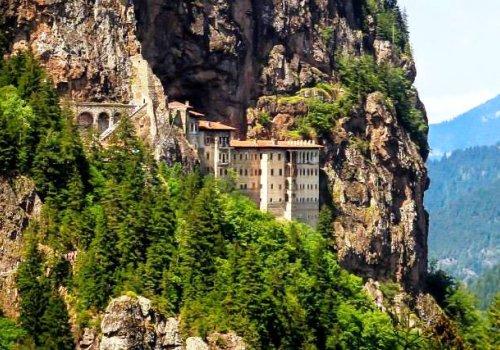 Holy Monastery of Panagia Kremasti